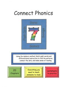 Connect Phonics